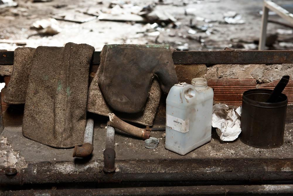 Ancienne fabrique de bijouterie Masviel, rez-de-chaussée